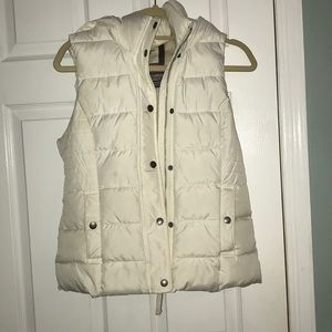 Super cozy Abercrombie and Fitch vest